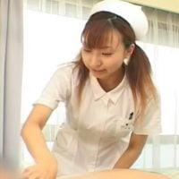 手コキする看護師