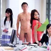 透明人間がオフィスに侵入