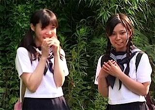 女子中学生とチンポ