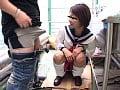 女子校生のセンズリ鑑賞